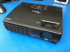 Optoma DAEPTGUUi HD Home Theater Projector - WORKS GREAT! GREAT CONDITION!