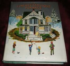 The Finches' Fabulous Furnace by Roger W. Drury 1971 Hcdj