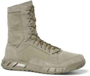 Oakley Men's Light Assault 2 Sage Boots Hiking Lightweight Cordura