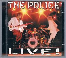 THE POLICE LIVE!  -  2 CD F.C. COME NUOVO!!!