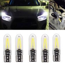 10*T10 Save Energy W5W 6000K 194 168 COB LED Bulbs 12-24V Low Power Consumption
