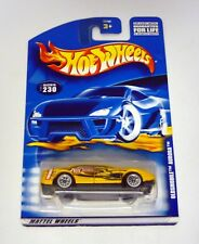 HOT WHEELS OLDSMOBILE AURORA #230 Die-Cast Car MOC COMPLETE 2000