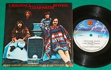 Creedence Clearwater Revival - O Melhor De CCR BRAZIL 4 track Ep 1978
