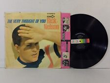 RICK NELSON - The Very Thought of You - 1964 - DECCA LP DL 74559 - G+ / VG-