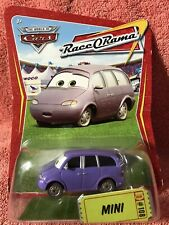 Disney Pixar Cars ~ MINI ~ RaceORama Series #108 RoR 1:55 Diecast Mattel