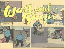 Walt and Skeezix: Book One, 1921 & 1922 (Bk. 1) King, Frank Hardcover