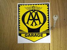 AA GARAGE Chou AUTOCOLLANT Automobilia 20.3cm Voiture Classique Vintage