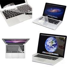 """Ultrathin Clear TPU Keyboard Cover Skin for Apple Macbook Pro /Retina 13"""" 15"""""""
