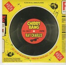(EL542) Chiddy Bang, Ray Charles - 2011 DJ CD