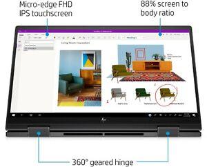 """NEW HP ENVY x360 2-in-1 15.6"""" Touch-Screen AMD Ryzen 7 /8GB Memory/512GB SSD #23"""