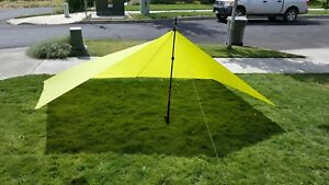 UL HIKER - Ultra Light 6 X 9 Shelter Olive Yellow Limited Edition
