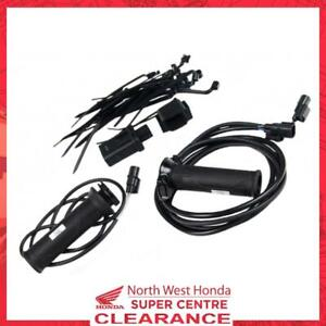 Genuine Honda Heated Grip Kit NC750X 16 NX750S 19 08T70-MJN-A01 RRP: �270.30