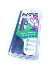 Energizer Recharge Universal Charger,Rechargeable Aa, Aaa, C, D, 9V