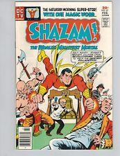 Shazam! #27  Captain Marvel & Kid Eternity vs Sivana!   1977 VF!
