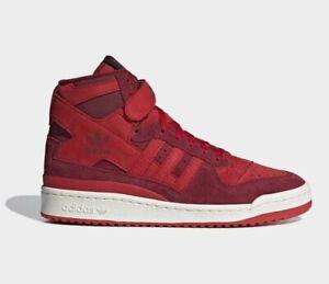 adidas Originals Forum 84 High College Burgundy Power Red GY8998