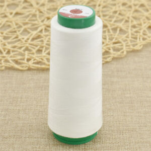 Vinylon Water Soluble Sewing Thread for Clothes Making Multipurpose Accessories