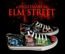 A Nightmare on Elm St Sneakers - Freddy Krueger