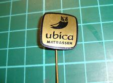 Ubica matrassen owl uil  - stick pin badge 60's speldje vtg