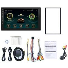 7 Inch 2Din Android 8.1 Car Stereo MP5 Player FM Radio GPS WiFi BT Head Un Q8G3