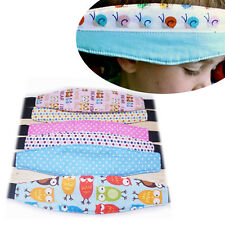 New Baby Head Support Pram Stroller Safe Fastening Belt Playpen Sleep Positioner