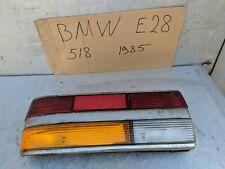 BMW E28 518 1985 Right Rear Tail Light