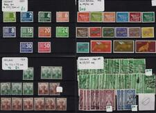 IRELAND: 1922-1980 Collection of Used & Unused Examples - 8 Stock Cards (35246)