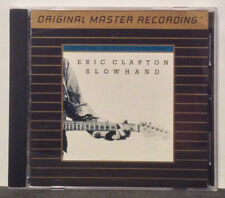 Eric Clapton - Slowhand MFSL CD (24kt Gold Disc, Remastered)