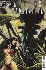 Aliens Vampirella #4 (NM)`15 Bechko/ Garcia