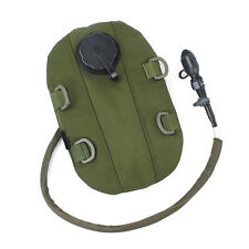 AIRSOFT MOLLE 1.75L WATER HYDRATION WITH BLADDER GREEN OD CORDURA UK