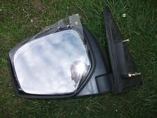 MITSUBISHI L200 2005 - left outside wing mirror for right-hand traffic car LH
