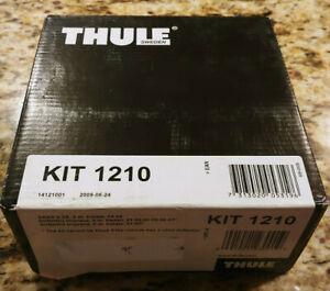 New! Thule Fit Kit 1210 14121001 Saab 9-2X Estate 04-06 Subaru Impreza Sedan