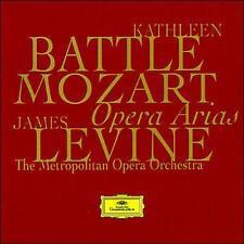 Kathleen Battle Sings Mozart (Levine) [european Import] CD (1997)