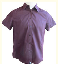 Chef Works Men's Purple Utility Cook Shirt, Size Large! (1 of 2)