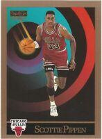 Scottie Pippen Skybox 1990/91 NBA Basketball Card #46