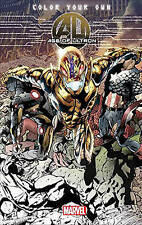 Color Your Own Age Of Ultron - 9780785195245