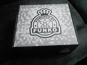 2016 Game Stop Black Friday Funko Mystery Box Boomerang Mega Man