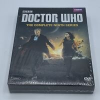 DOCTOR WHO The Complete Ninth 9 Series (5 Disc DVD Set 2016) New And Sealed