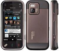 Nokia  N97 mini - 8GB - Schwarz (Ohne Simlock) Smartphone