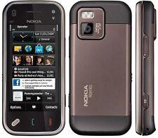 Nokia  N97 mini - 8GB - Schwarz (Ohne Simlock) Smartphone. TOP