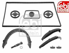 Timing Chain Kit PORSCHE CAYENNE 4.8 GTS 4.8 Turbo S Febi 44462, 984 105 169 10