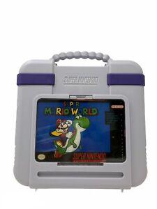 Super Nintendo Mini SNES Classic Edition Carrying Case Travel Case Mario
