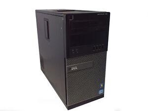 Dell OptiPlex 790 MT Desktop, Core i5, 4GB DDR3, 250GB HDD, Win 7 Pro