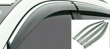 For Hyundai Santa 2019-2020 Chrome Trim Window Visor Guard Vent Deflector (Fits: Hyundai)