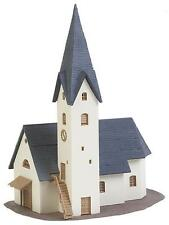 NEW ! N scale Faller CHURCH  : Model Building KIT # 232526