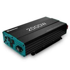 Renogy RNG-INVT-2000-12V-P3 2000W 12V Pure Sine Wave Solar Inverter