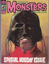 Famous Monsters Of Filmland No 123 1975 The Phantom Bela Lugosi Son Of Jaws