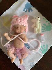 ooak polymer clay baby dolls