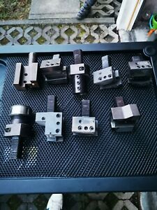 EWS  Statisches Werkzeug VDI30 Ausgleichhalter// Winkelaufnahme Rechts 85mm Höhe