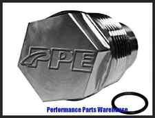 PPE RACE FUEL VALVE & O-RING Fits 07.5-10 DODGE 6.7L CUMMINS