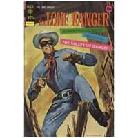 Lone Ranger (1964 series) #17 in VF minus condition. Gold Key comics [*rn]